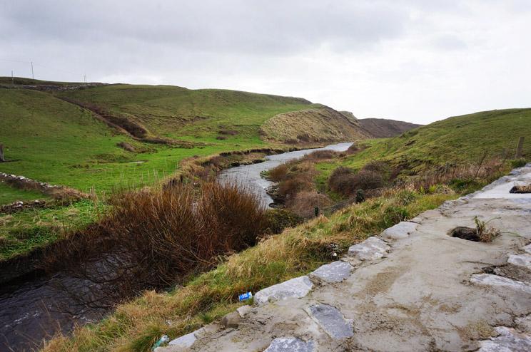 Doolin landscape