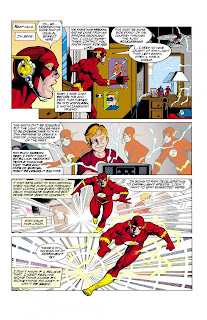 FLASH de Grant Morrison y Mark Millar: Carrera por la Humanid
