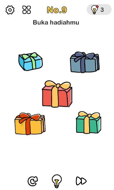 Buka hadiahmu