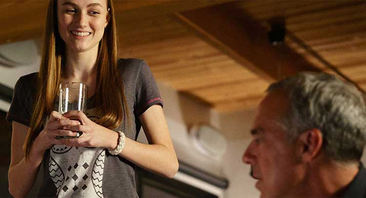Madison Lintz stars as Maddie in the third season of Bosch.