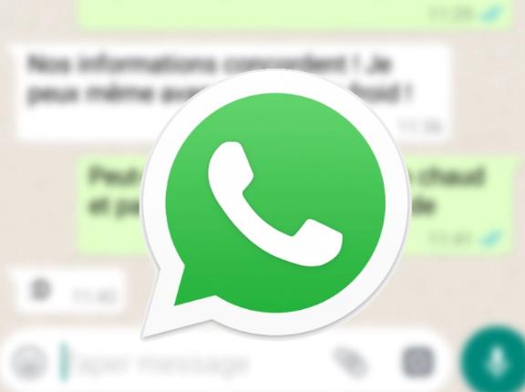 كيف تخفي المحادثات WhatsApp؟