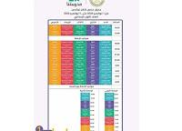 جدول مواعيد الصف الأول الإعدادي على قناة مدرستنا ، موعد إعادة الحلقات