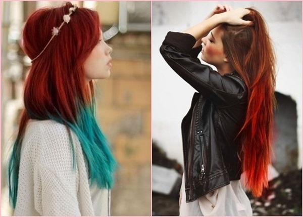 2017 Kışı İçin Saç Rengi Fikirleri