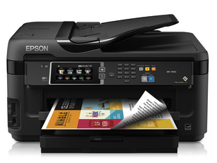 How to download free Epson WorkForce WF-7610 driver & software (Recommended)