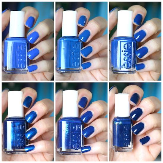 What S Your Favourite Essie Cobalt Blue