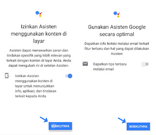 Cara Mengaktifkan Assistant Googledi Android