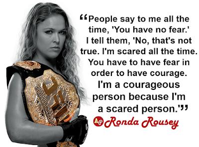 Ronda Rousey Quotes