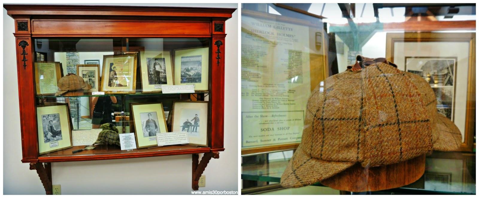 Visitor Center: Objetos de Sherlock Holmes