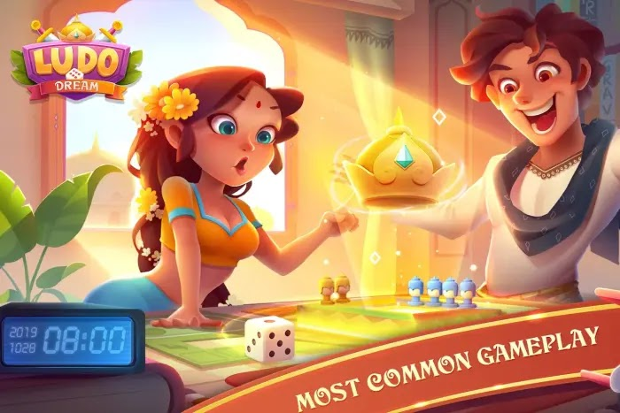 Ludo Dream - Game ludo terbaik di Android