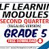 ADM SELF LEARNING MODULES Q2 GRADE 5