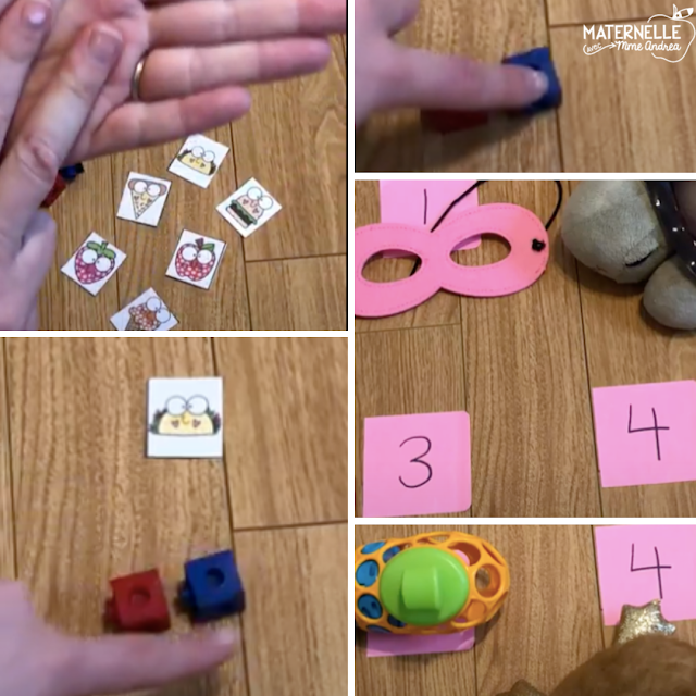 Looking for a simple, FUN distance lesson for your French primary students about syllables, that they'll be able to do no matter what supplies they have at home? Check out this blog post to see how to send your students on a syllables scavenger hunt!
