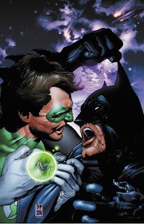 Green+Lantern+ +Batman