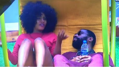 """#BBNaija: """"Ike Is Not Caring At All"""" - Mercy Tells Mike"""