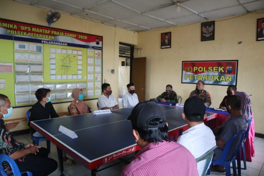 Polres Pemalang Mediasi Pemilik 3 Rumah Warga Desa Widodaren, Ini Harapan Kapolsek Petarukan
