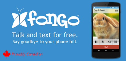 Fongo - talk and text freely