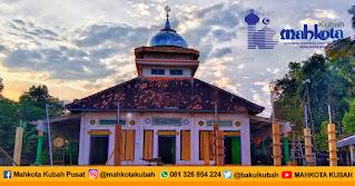 Kubah Stainless Lampung Tengah