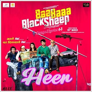 Heer Song Lyrics Baa Baaa Black Sheep [2018]