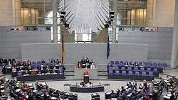 ο Πρόεδρος του γερμανικού Κοινοβουλίου  Βόλφγκανγκ Σόιμπλε