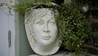 Miranda Hart planter