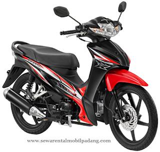 Sewa Sepeda Motor Revo di Banda Aceh