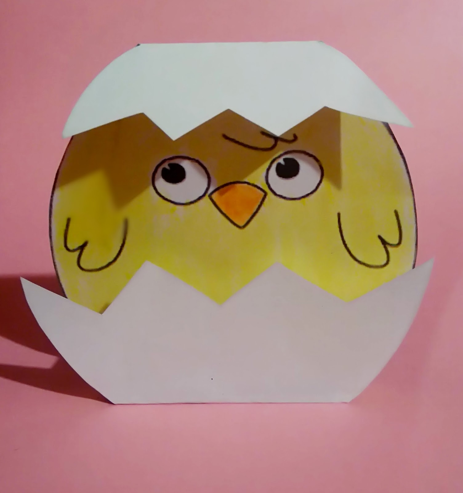Kurczak Z Papieru Paidagog