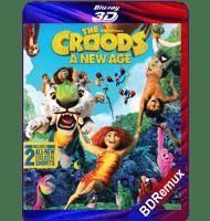 LOS CROODS 2: UNA NUEVA ERA (2020) BDREMUX 3D 1080P MKV ESPAÑOL LATINO