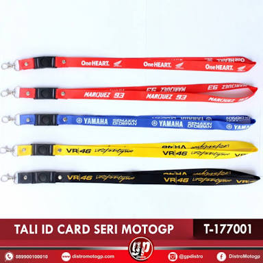 Tali Lanyard MotoGP