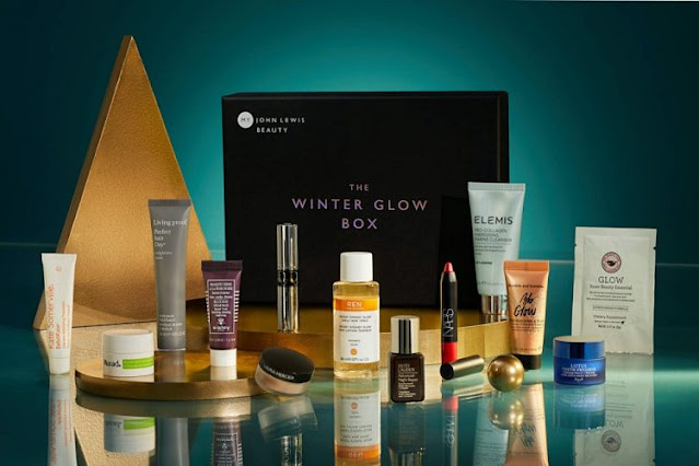 MY JOHN LEWIS WINTER GLOW BOX