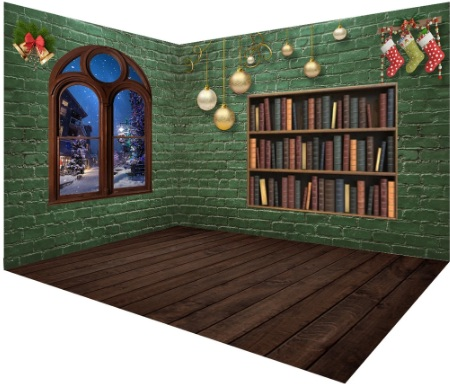https://starbackdrop.com/products/christmas-green-brick-wall-photo-backdrop-room-set
