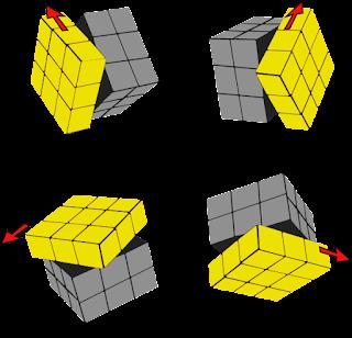 rubik 3x3 notasi