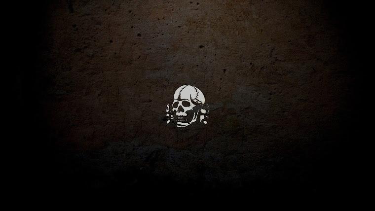 Skull and crossbones wallpaper  1920x1080  286535  WallpaperUP