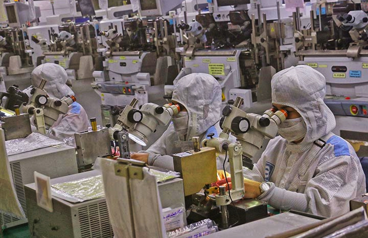 Semiconductor Companies In Taiwan To Benefit From Ban