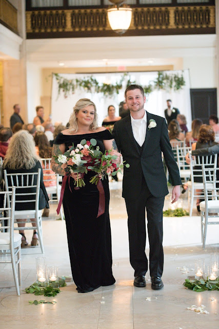 St. Louis Marriott Grand Wedding Photographer