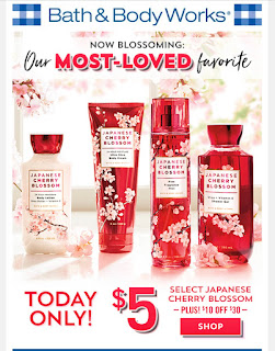 Bath & Body Works | Today's Email - February 9, 2020