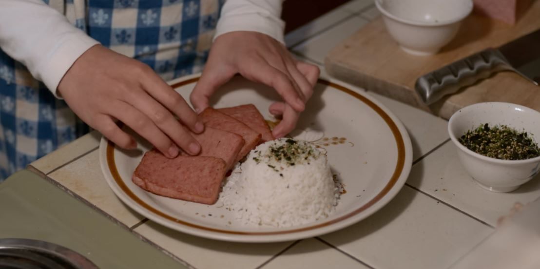 Spam and Rice from Always Be My Maybe
