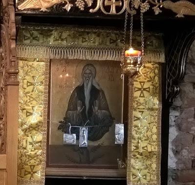 Ι. Μονή Οσίου Δαυίδ του εν Θεσσαλονίκη