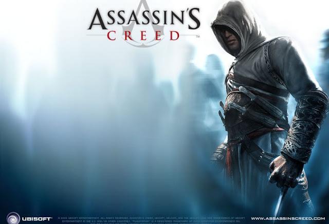 Memória Games: ASSASSINS CREED (2007)
