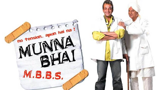 Sanjay Dutt Movies Munna Bhai MBBS
