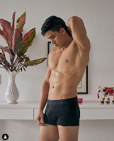 Gonzalo Guerra, candidato a Mister World Perú 2021
