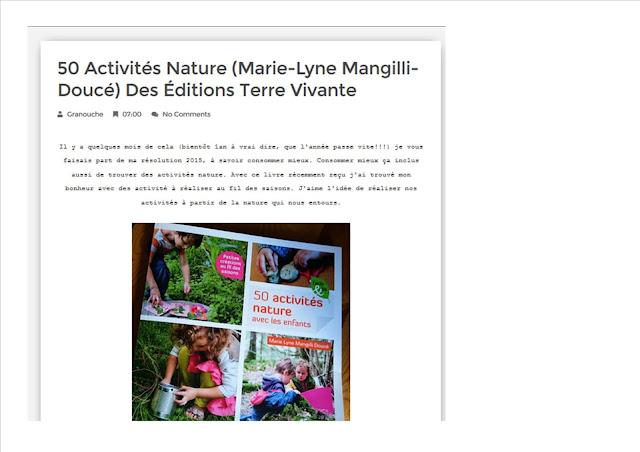 http://onfaitkoi.blogspot.fr/2015/09/50-activites-nature-marie-lyne-mangilli.html