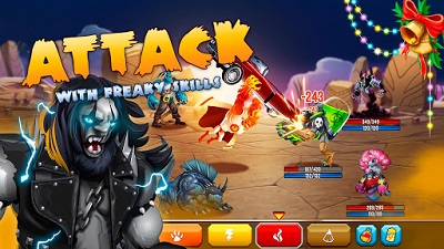 Monster Legends - RPG Mod Apk