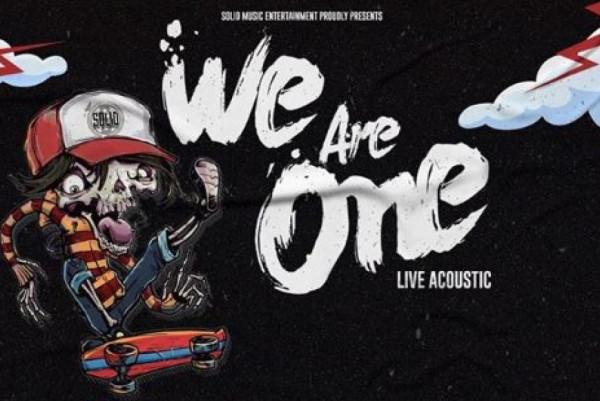 Festival de Punk e Hardcore, We Are One, promove shows com bandas do mundo todo para arrecadação de fundos em combate ao COVID-19