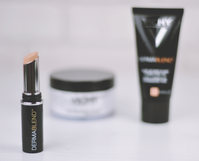 Vichy Dermablend Corrective Stick Review