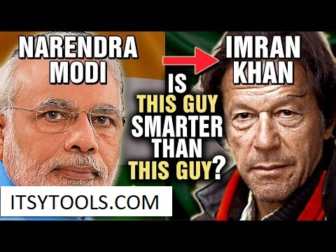 The Differences Between NARENDRA MODI and IMRAN KHAN.