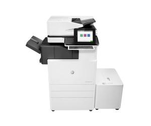 HP Color LaserJet Managed MFP E87640-E87660 Series