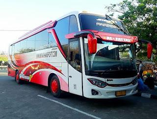 Rental Bus Pariwisata Seat 50 di Jogja