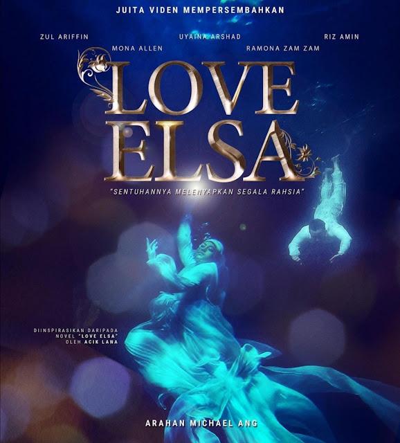 Drama Love Elsa Di Astro Ria (Slot Megadrama)