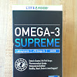 Omega-3 Supreme 1,400 mg Fish Oil from LIFE & FOOD