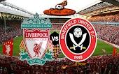 مباراة ليفربول وشيفيلد يونايتد في الدوري الانجليزي بتاريخ 24-10-2020