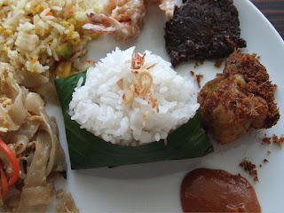 step how to make nasi uduk indonesia